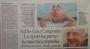 GAIO È TORNATO LIBERO DI CAMMINARE, NUOTARE, VOLARE... RIP GAIO .