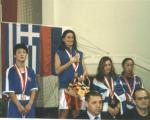 Campion. del mondo Antalia 2002-  Medaglia d'oro