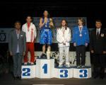 Campion. Europeo Pecs 2003.- Medaglia d'oro sul podio