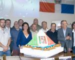 maggio 2006 prima conquista EBU peso mosca- festa di Santa Maria Nuova