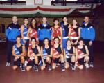 Nazionale femminile anno 2004