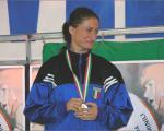 campion.Europeo Riccione 2004 - Medaglia d'oro