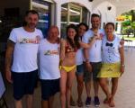 Inizio Stagione 2015 al Bagno Oasi... col mitico staff !!!