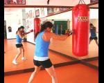 allenamento a Porto Torres....vacanze da atleta!!!!