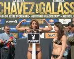 operazioni di peso ... Jessica Chavez