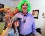 nonno Sergio un pò frù frù !!!