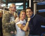 Piergiorgio, Simona e Daniele Leone