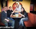 Prima tappa: Aperitivo al Master Bar